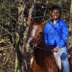 Riding Lucky